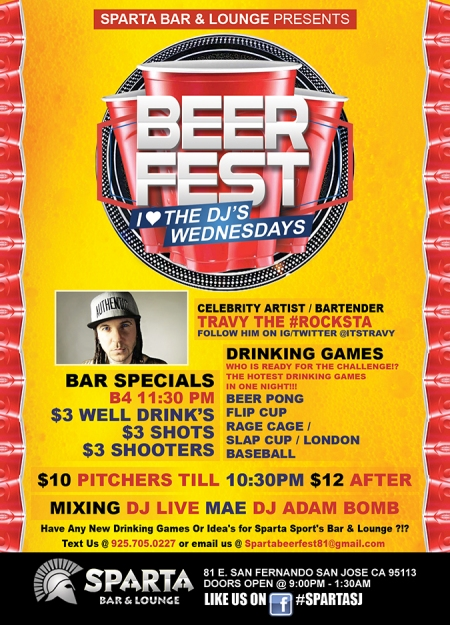 Beer Fest Wed - March 26 2014