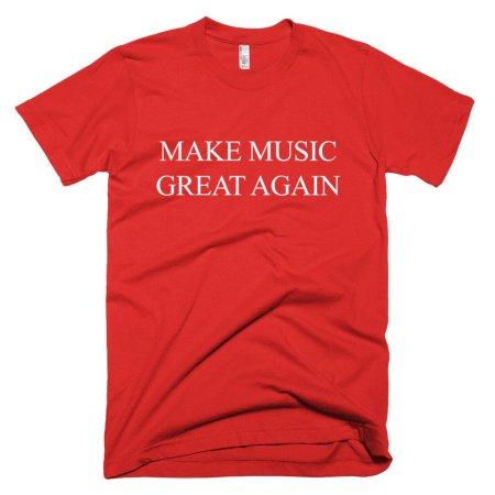 makemusicgreatagainred